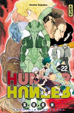Hunter X Hunter tome 22