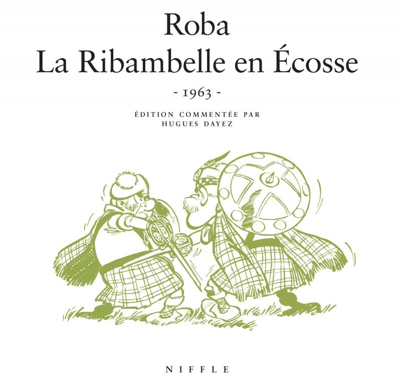 La Ribambelle en Ecosse - tome 1 - La Ribambelle en Ecosse