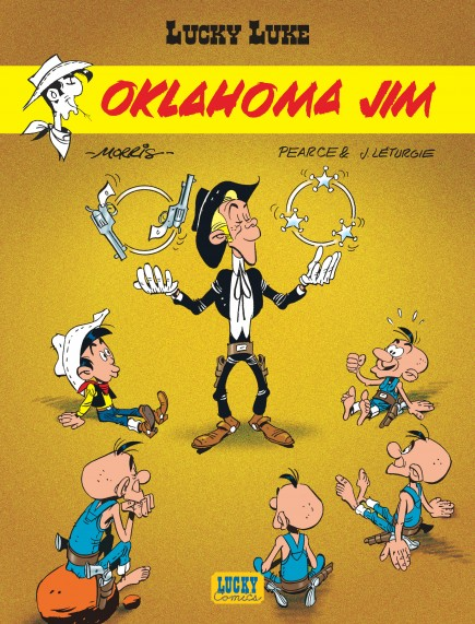 Lucky Luke - Oklahoma Jim (Kid Lucky tome 2)