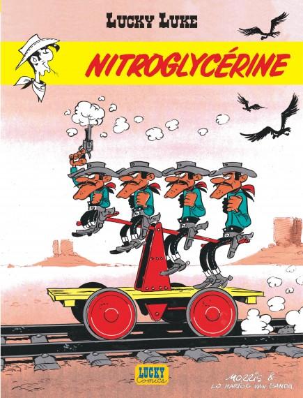Lucky Luke - Nitroglycérine
