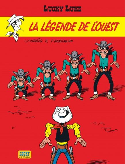 Lucky Luke - La légende de l'Ouest