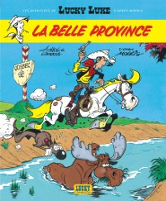 Aventures de Lucky Luke d'après Morris (Les) tome 1