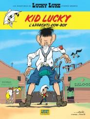 Aventures de Kid Lucky d'après Morris (Les) tome 1