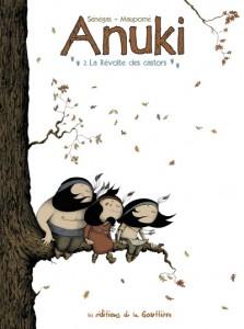 cover-comics-anuki-t2-8211-la-revolte-des-castors-tome-2-anuki-t2-8211-la-revolte-des-castors