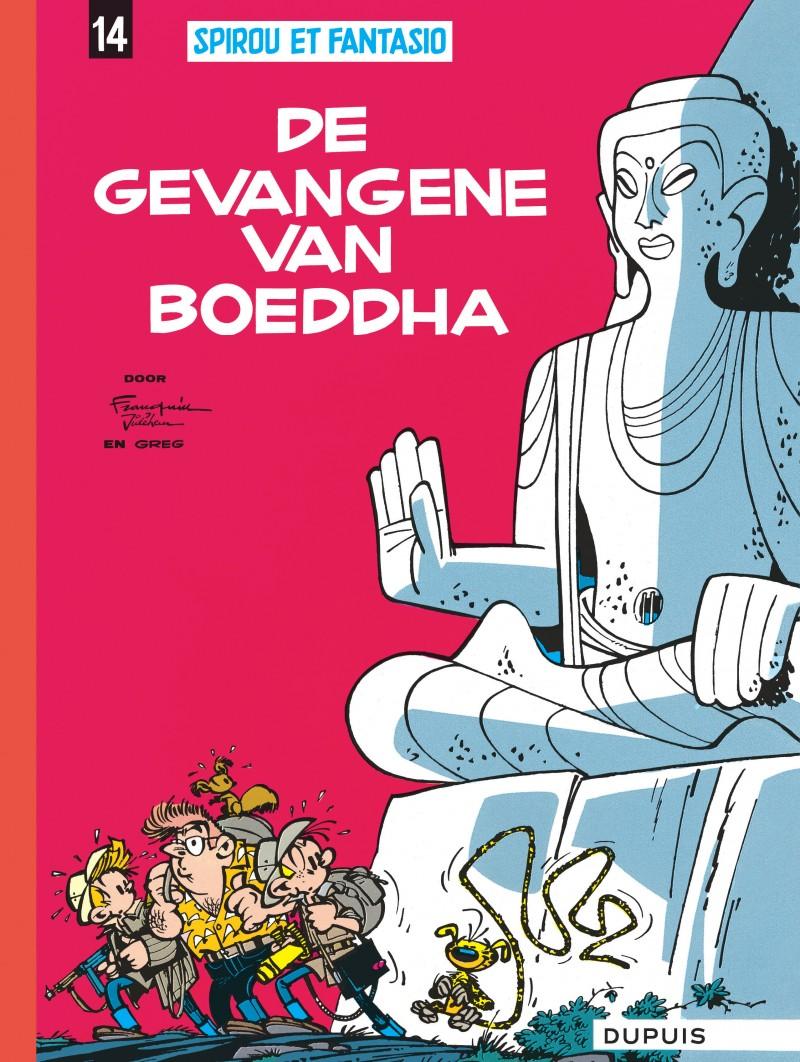 Robbedoes en Kwabbernoot  - tome 14 - De gevangene van Boeddha