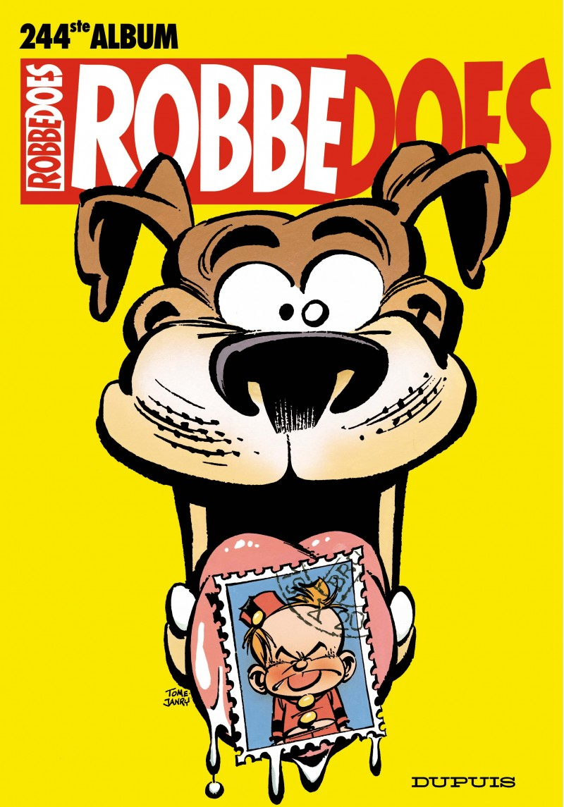 Robbedoes Verzamelalbums - tome 261 -