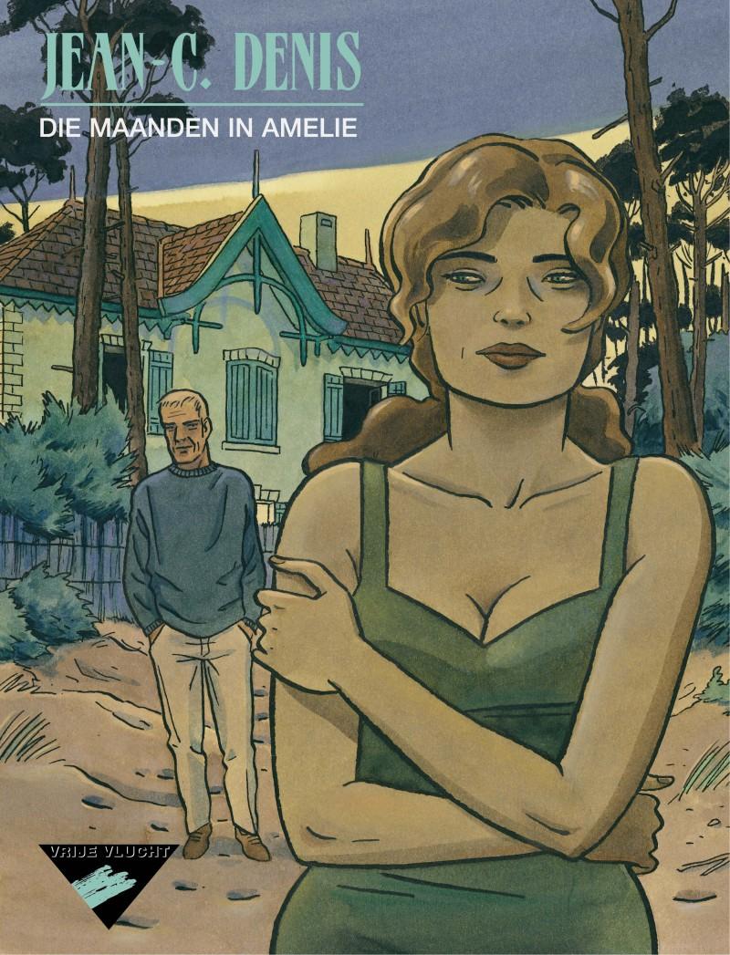 Die maanden in Amelie - Die maanden in Amélie
