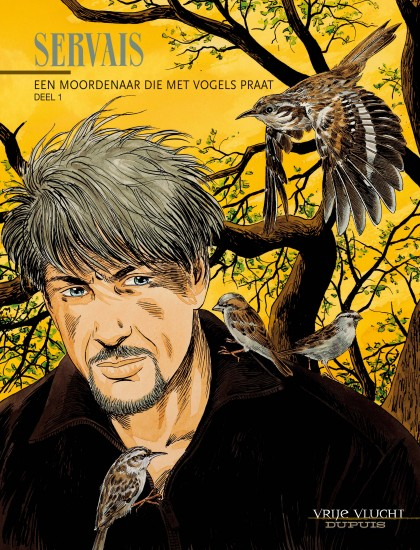 Een moordenaar die met vogels praat - Een moordenaar die met vogels praat