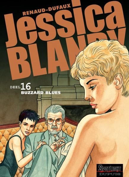 Jessica Blandy - Buzzard Blues