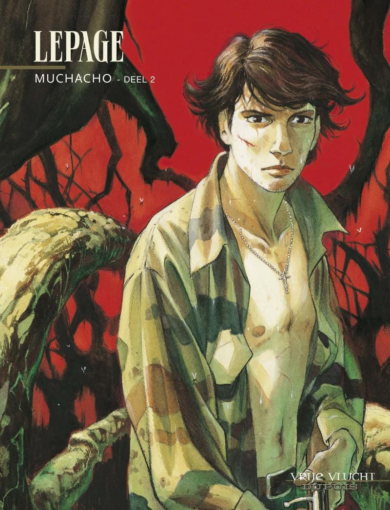 Muchacho - tome 2 - Muchacho (deel 2)