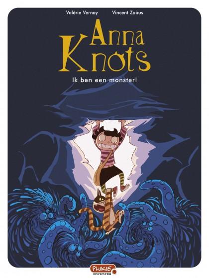 Anna Knots - Ik ben een monster