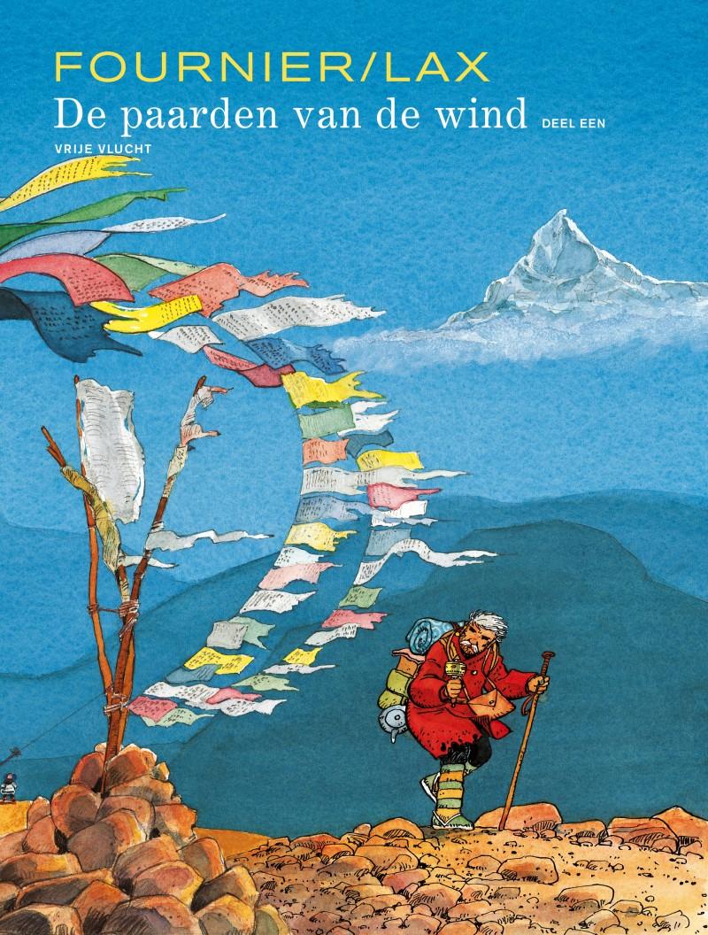 De paarden van de wind - tome 1 - De paarden van de wind - deel 1