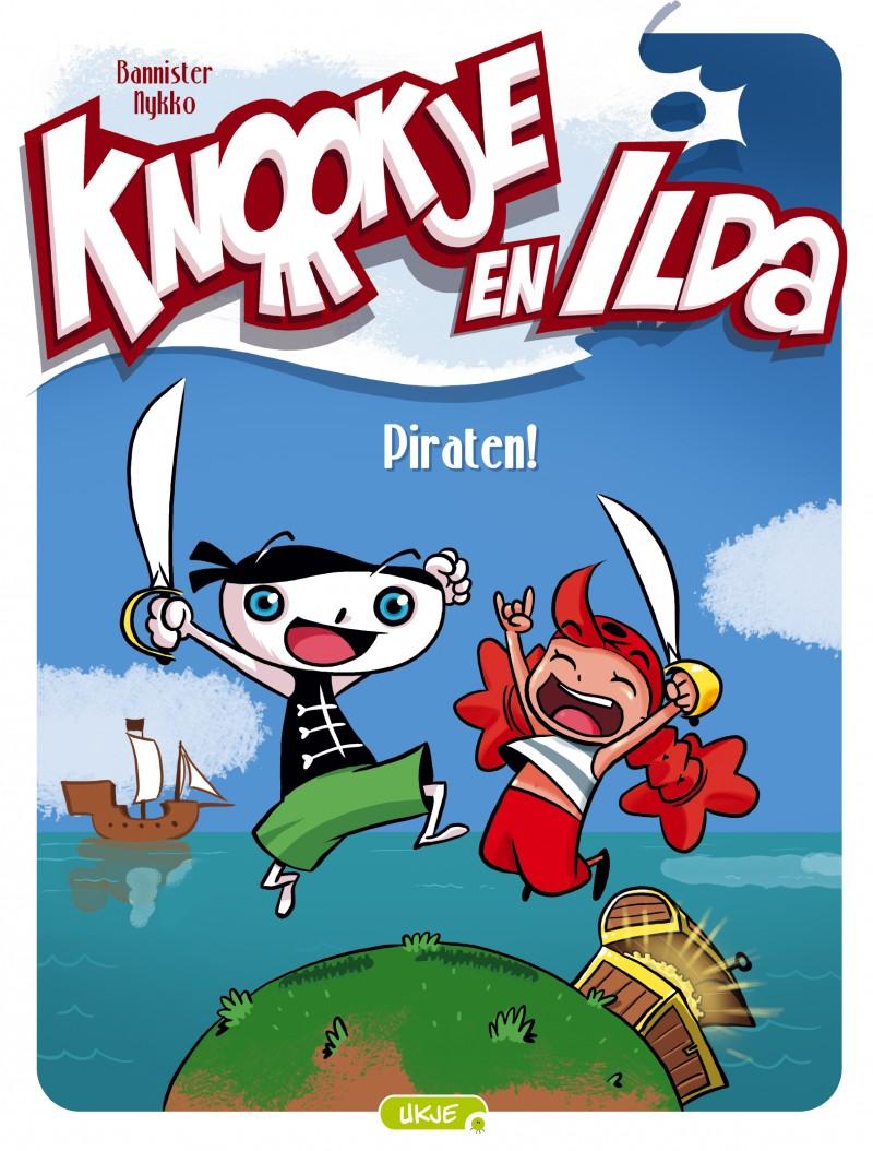 Knookje en Ilda - tome 1 - Piraten !