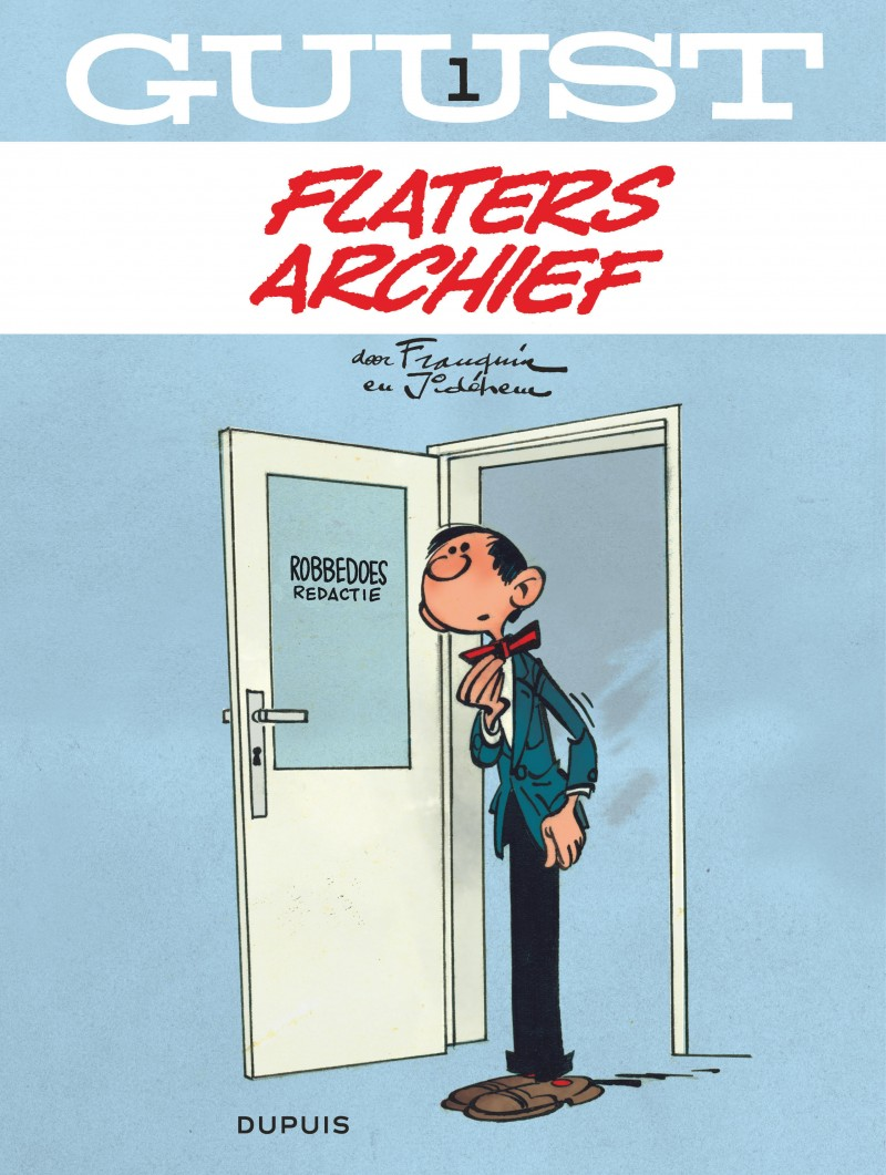 Guust Flater  - tome 1 - Flaters archief