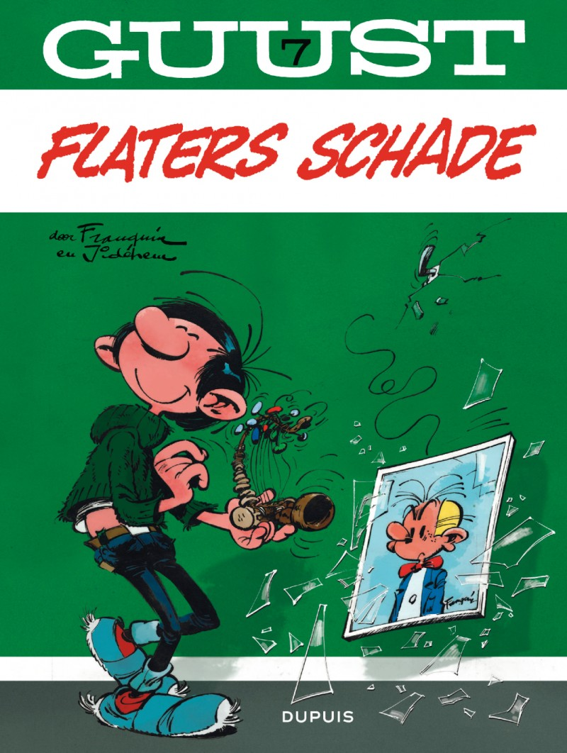 Guust Flater  - tome 7 - Flaters schade