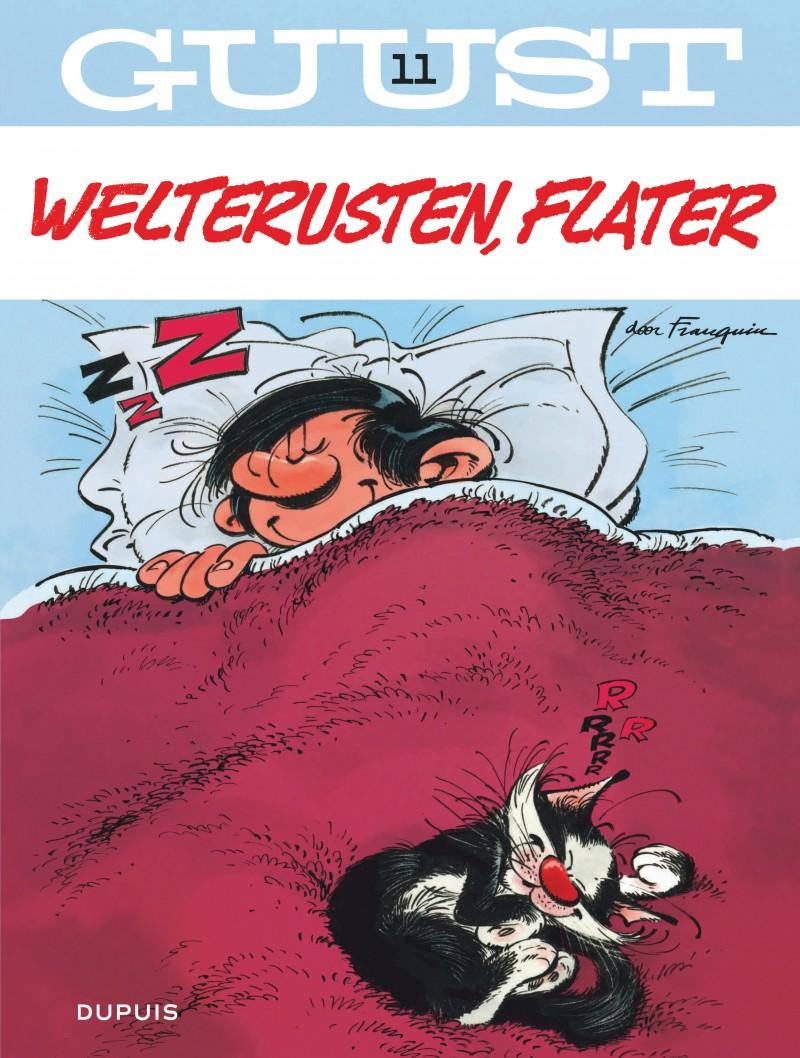 Guust Flater  - tome 11 - Guust Chrono - 60 jaar 11
