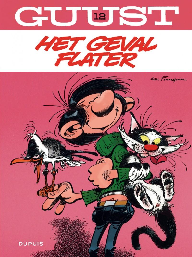 Guust Flater  - tome 12 - Guust Chrono - 60 jaar 12