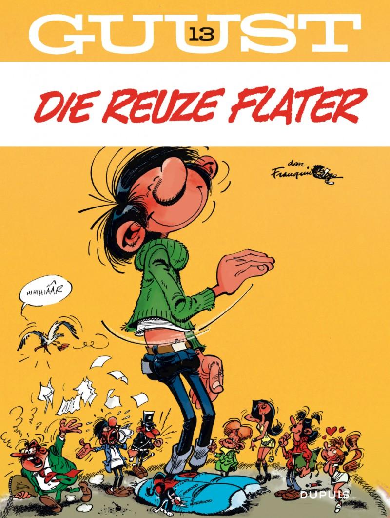 Guust Flater  - tome 13 - Guust Chrono - 60 jaar 13