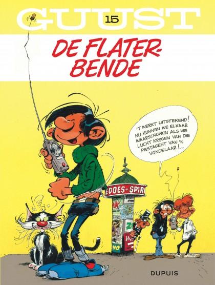 Guust Flater  - Guust Chrono - 60 jaar 15