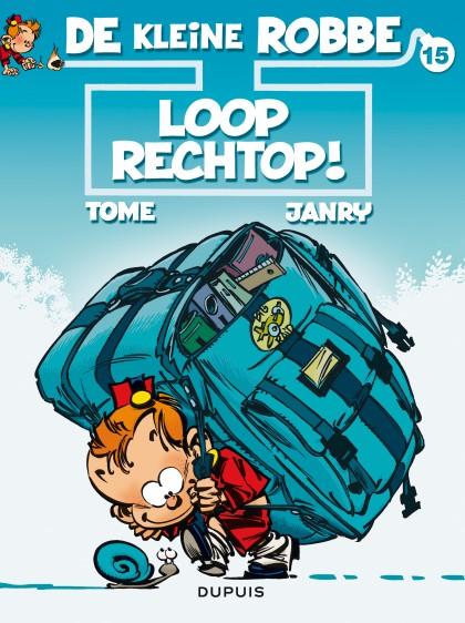 De Kleine Robbe  - Loop rechtop !