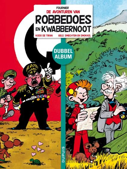 Robbedoes en Kwabbernoot - Tweeluik - Koda, de tiran / Geld, smiechten en smokkel