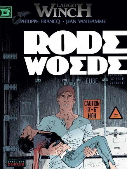 Largo Winch   - Rode Woede