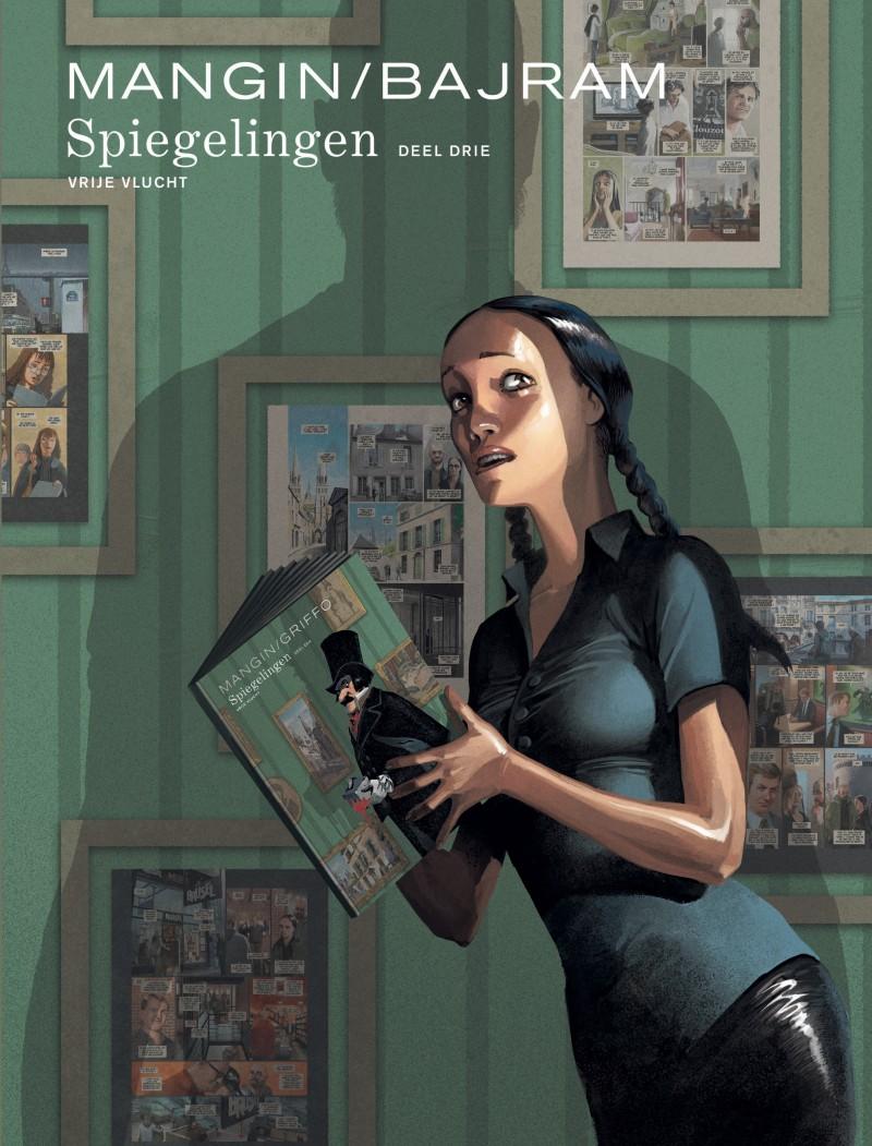 Spiegelingen - tome 3 - Spiegelingen - Deel 3