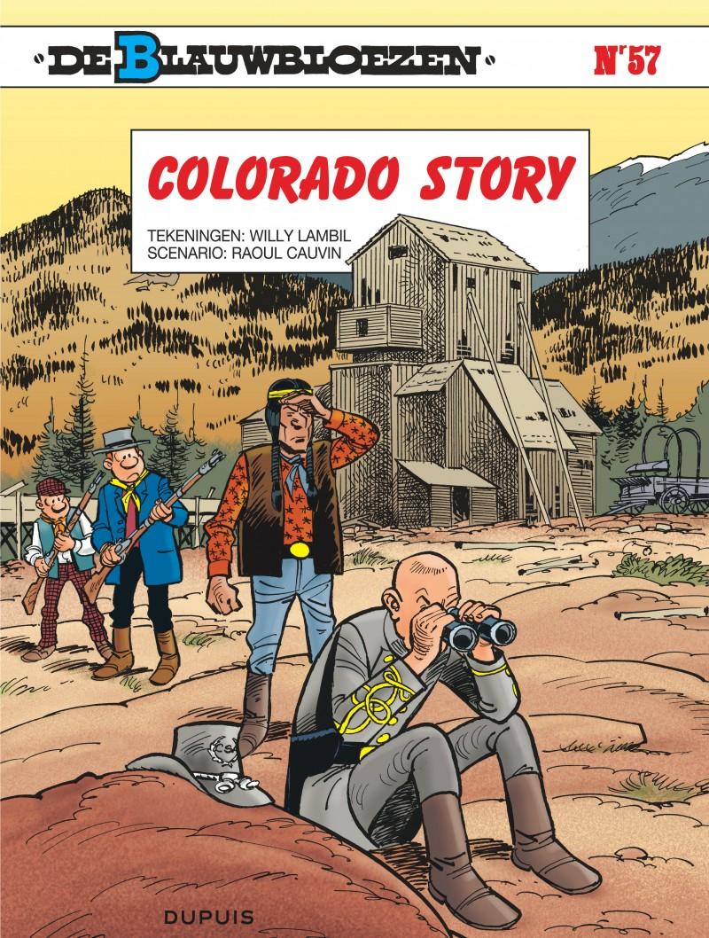 De Blauwbloezen - tome 57 - Colorado Story