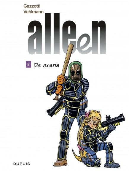 Alleen - De Arena