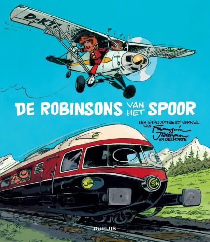De Robinsons van het spoor - De Robinsons van het spoor