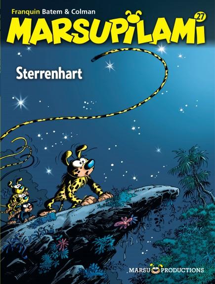 Marsupilami - Sterrenhart