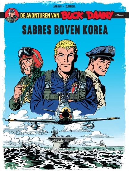 Buck Danny Classic - Sabres in Korea