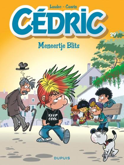 Cedric - Meneertje Blitz
