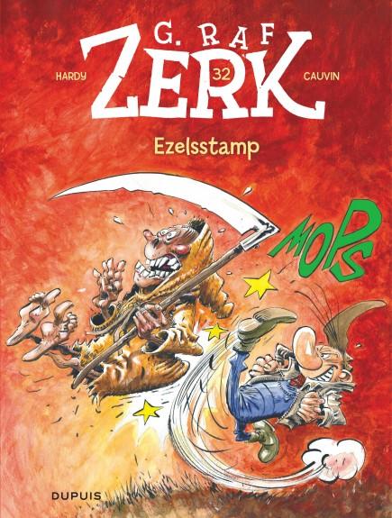 G. Raf Zerk - Ezelsstamp