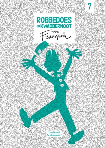 Robbedoes en Kwabbernoot door Franquin - Robbedoes en Kwabbernoot door Franquin 7