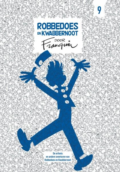 Robbedoes en Kwabbernoot door Franquin - Robbedoes en Kwabbernoot door Franquin 9