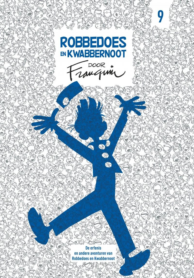 Robbedoes en Kwabbernoot door Franquin - tome 9 - Robbedoes en Kwabbernoot door Franquin 9