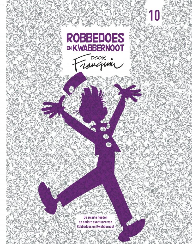 Robbedoes en Kwabbernoot door Franquin - tome 10 - Robbedoes en Kwabbernoot door Franquin 10