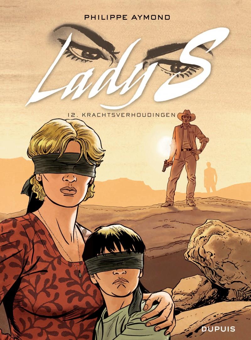 Lady S - tome 12 - Krachtverhoudingen