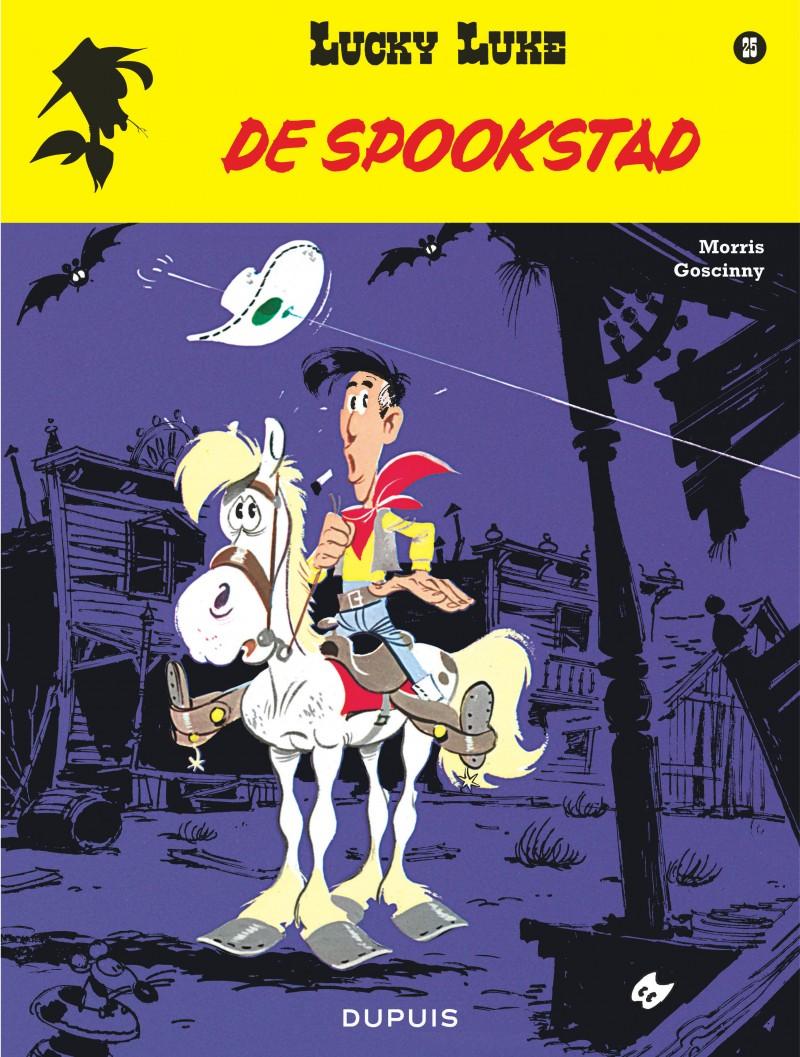 Lucky Luke - tome 25 - De spookstad
