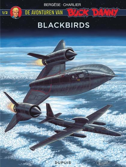 De avonturen van Buck Danny - De Blackbirds 1/2