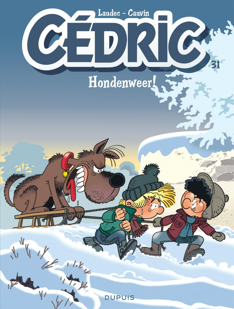 Cedric - tome 31 - Hondenweer