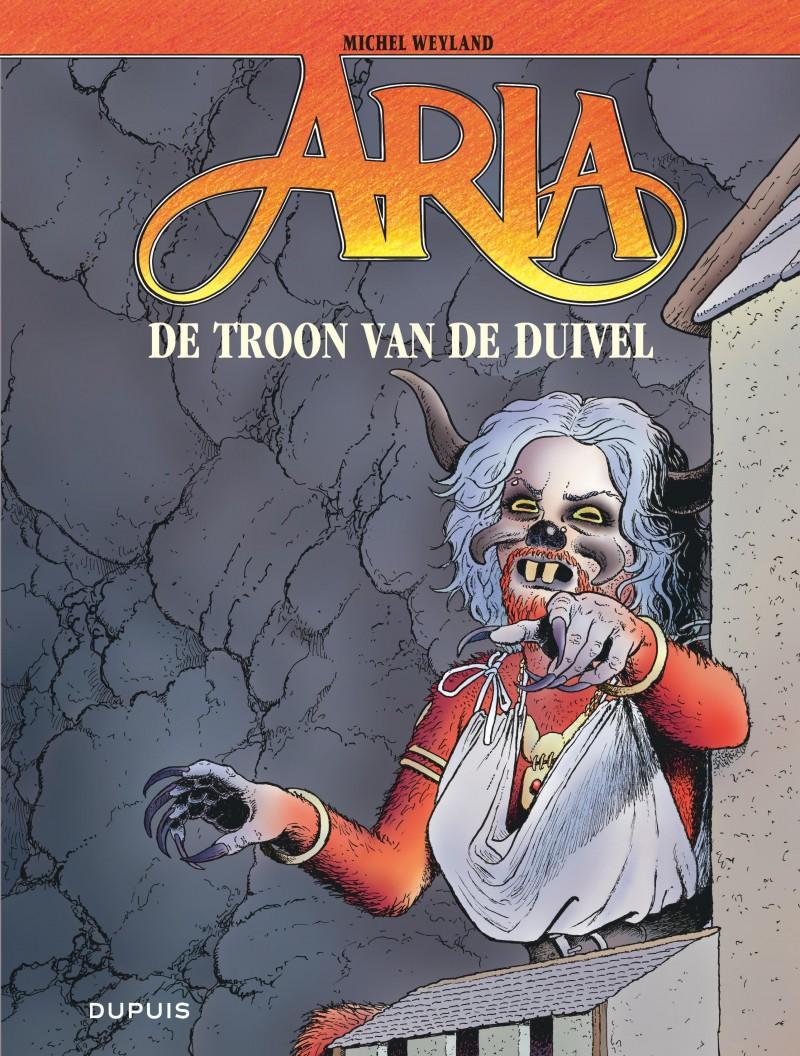 Aria - tome 38 - De troon van de duivel