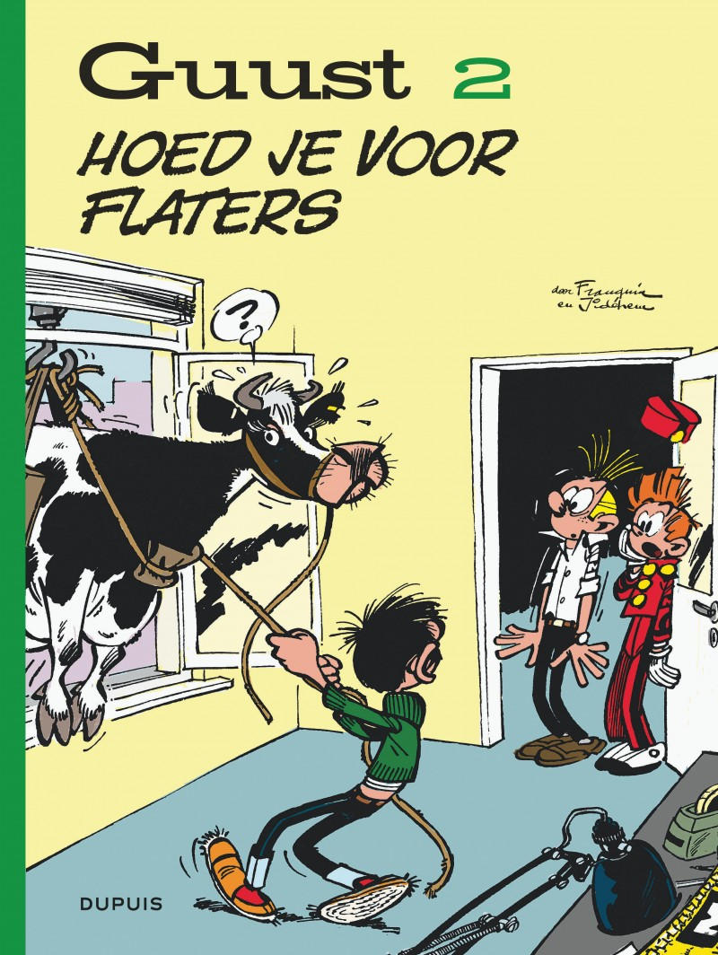 Guust - tome 2 - Hoed je voor Flaters