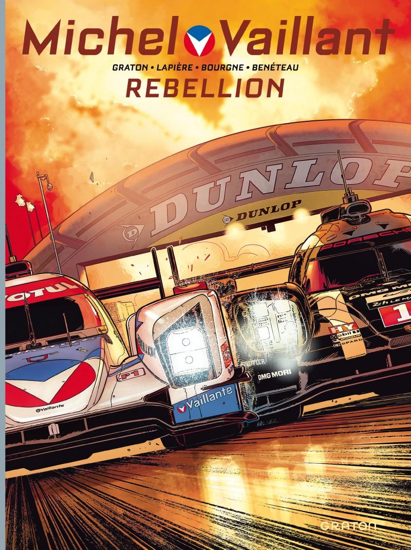 Michel Vaillant - Seizoen 2 - tome 6 - Rebellion