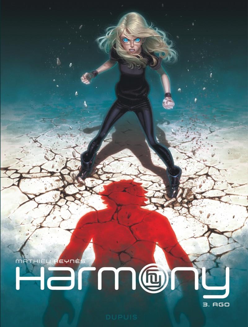 Harmony - tome 3 - Ago