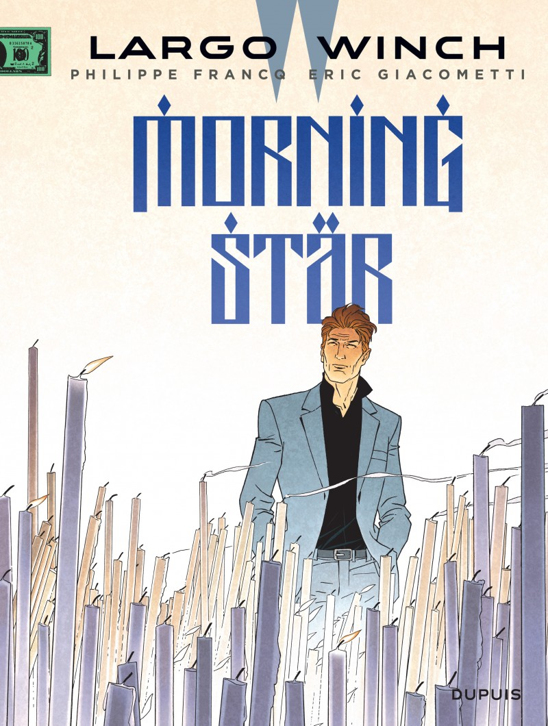 Largo Winch   - tome 21 - Morning Star