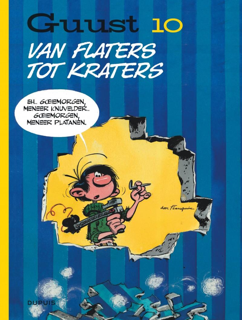 Guust Flater  - tome 10 - Guust Chrono - 60 jaar 10