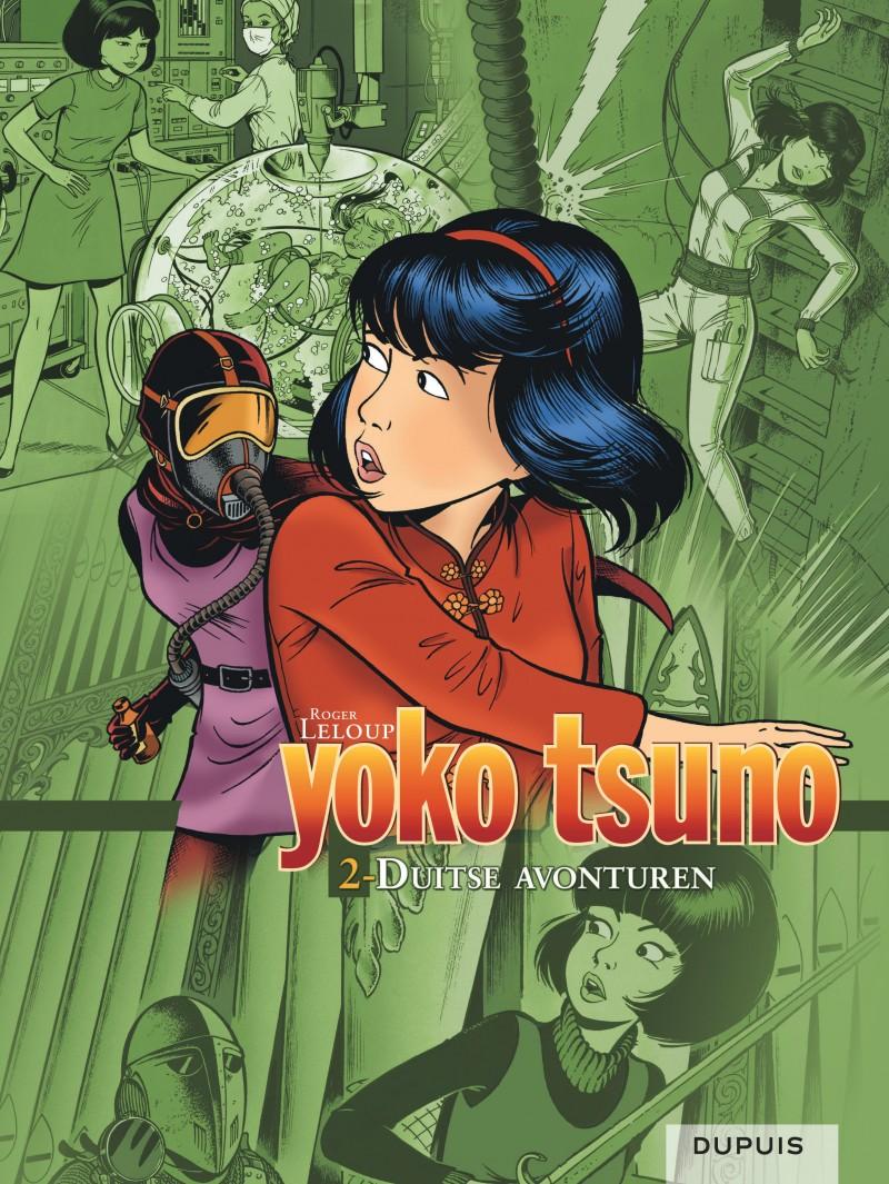 Yoko Tsuno - Integraal - tome 2 - Duitse avonturen (integraal 2)