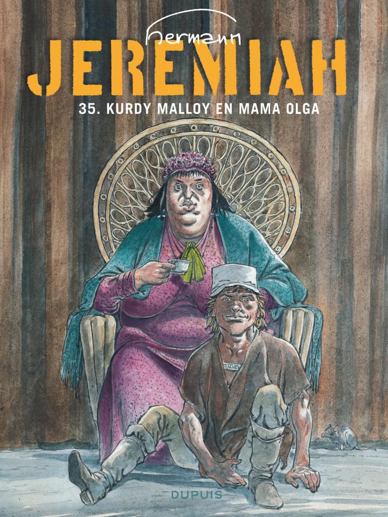 Jeremiah    - tome 35 - Kurdy Malloy